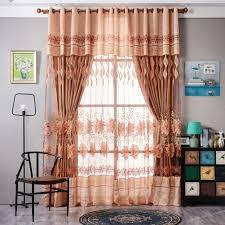 Living Room Curtains Cheap Online Get Cheap Beautiful Living Room Curtains Aliexpresscom