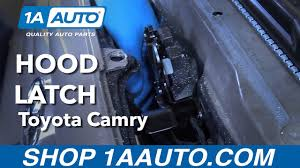 1998 lexus es300 junkyard parts how to replace install hood latch 97 01 toyota camry buy parts