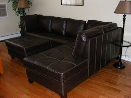 Living Room Furniture Big Lots Contemporary Style Living Room With Big Lots Leather Sofa And