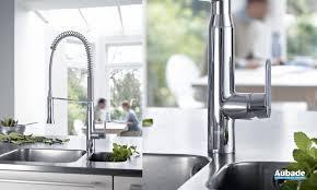 robinet cuisine grohe k7 robinet de cuisine professionnel grohe k7 espace aubade