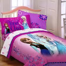 frozen sheets shop frozen bedding set size 3d purple princess elsa