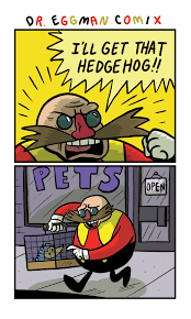 Eggman Meme - i think we ve just been misinterpreting dr eggman all these years