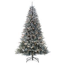 tree sears pre lit trees smith pre