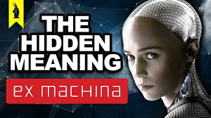 Ex Machina Explained by Earthling Cinema Movies Analyzed By Aliens Wisecrack