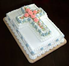 How To Decorate Christening Cake Best 25 Cross Cakes Ideas On Pinterest Baptism Cross Cake
