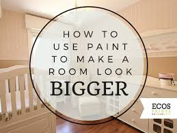 what color paint makes a room look bigger ideas what colors make
