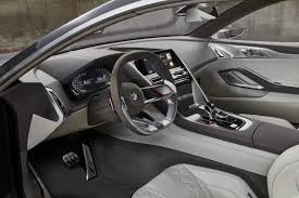 bmw showroom interior bmw concept 8 series officially revealed production confirmed