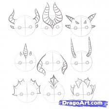 25 easy dragon drawings ideas kawaii art