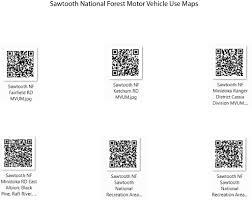 Maps Go Sawtooth National Forest Maps U0026 Publications