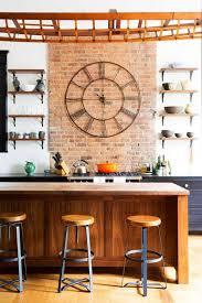horloge murale cuisine la grande horloge murale en photos grandes horloges murales