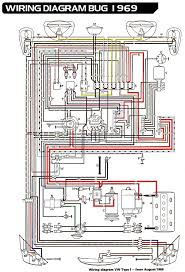 vw type 1 wiring diagram vw beetle wiring diagram 1971