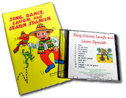 sing dance laugh and eat quiche spanish cds and song downloads