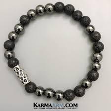 energy bead bracelet images Beaded bracelets positive energy lava hematite yoga jewelry jpg