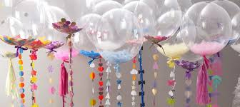 balloons delivered cheap unique wedding gift and event balloons with handmade tassel tails