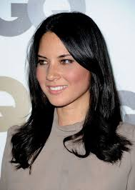 jet black short hair olivia munn hairstyles celebrity latest hairstyles 2016