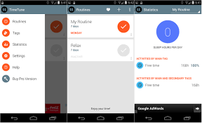 7 Apps To Help Organize Your Life by Use Timetune To Help Organize Your Life Androidguys