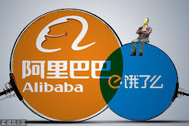 alibaba tencent alibaba tencent take their rivalry to online food delivery services