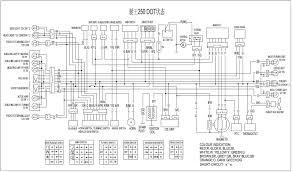 kinroad 250 wiring diagram kinroad wirning diagrams