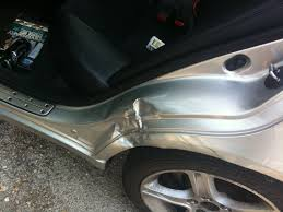 lexus is300 maintenance cost how much will a dent like this cost clublexus lexus forum