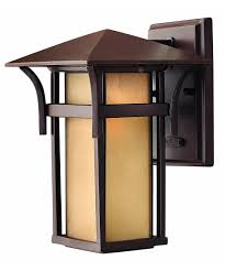 hinkley lighting 2570 harbor 7 inch wide 1 light outdoor wall