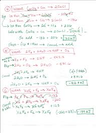 Chemistry Review Worksheet Answers Bryan Leann Ap Chemistry