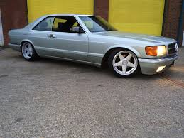 mercedes classic modified mercedes amg classics view topic 1987 560 sec for sale uk