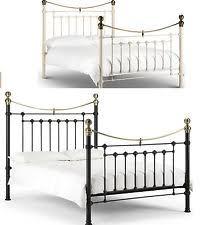 brass double bed frame ebay