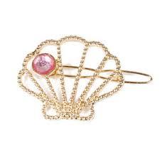 beautiful hair pins set of 5 gold color seashell hair pin sea shell hairpins beautiful