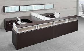 Acrylic Reception Desk New Deluxe Receptionist Desks W Fabric And Acrylic Panels