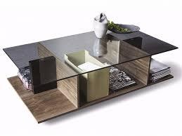 Glass Drop Leaf Table Furniture Ala Coffee Table By Vibieffe Design Gianluigi Landoni