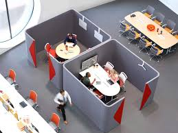 Google Pod by New Agile Working Furniture