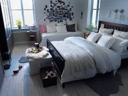 White Walls Dark Furniture Bedroom Hemnes Bedroom White Board Walls Dark Furniture Painted Window