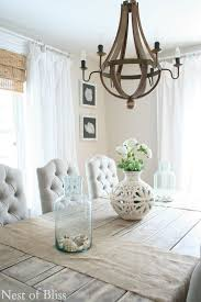 Pinterest Beach Decor Best 25 Beach Dining Room Ideas On Pinterest Coastal Dining