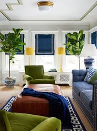 blue green living room a new jersey victorian finds brilliant new life in the hands of