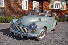 1955 morris minor 1000 convertible tourer motorland
