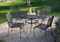 glass patio table set lovely glass top patio table set patio