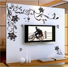 home design wall art butterfly design floral circle wall art home design wall art flower house design promotion shop for promotional flower house best collection