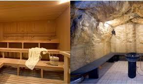 sauna in bagno le differenze tra sauna e bagno turco spa a sorrento centro