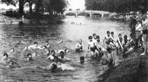 North Carolina wild swimming images Swimming history hung out to dry swimming and british culture jpg