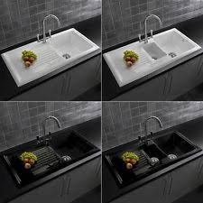 Kitchen Sink Black Black Kitchen Sinks Ebay