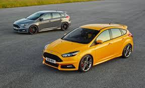 ford focus diesel 2015 ford focus st diesel horsepower and torque figures confirmed