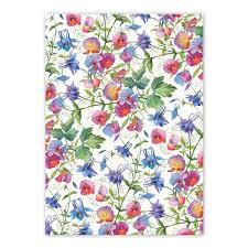kitchen collection free shipping michel design works kitchen towel sweet pea