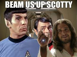 Scotty Meme - beam us up scotty know your meme