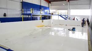 nation update ice skating rink in barbados youtube