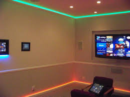 led lights in bedroom gallery including modern warm nuance light
