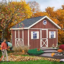Best Barns Millcreek Sheds U0026 Storage Buildings 730 Cu Ft Or More Sears