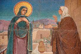 how many days did the first thanksgiving feast last what is the visitation of the blessed virgin mary