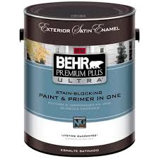 self priming paint facade exterior satin premium plus