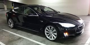 Tesla Carbon Fiber Interior 2015 03 02 Center Console