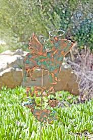 Sheet Metal Garden Art - small metal terrier statue cute and adorable this terrier dog is
